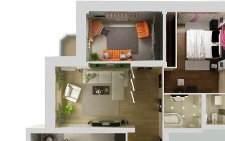 Планировка квартир в РФ