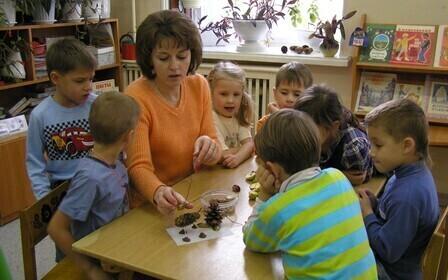 Воспитатель детского сада и его рабочее время