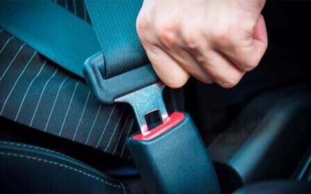 Какой штраф за непристёгнутый ремень (водителя и пассажира)?