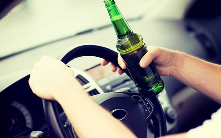Какое наказание может получить пьяный водитель?