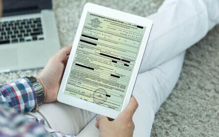 Нужно ли заверять электронный полис е-ОСАГО?