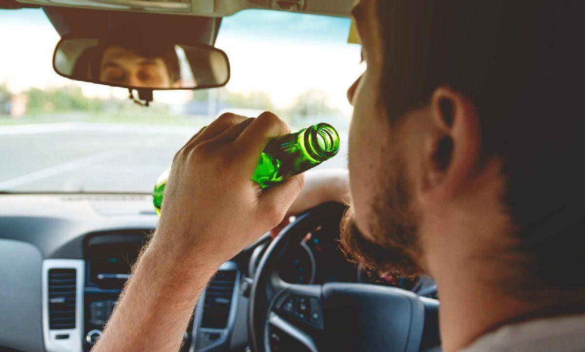 Безалкогольное пиво пить за рулем