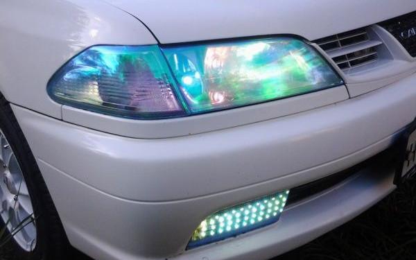 Прежде чем взяться за тонировку фар, не мешает узнать, как это сделать, не навредив осветительной системе автомобиля