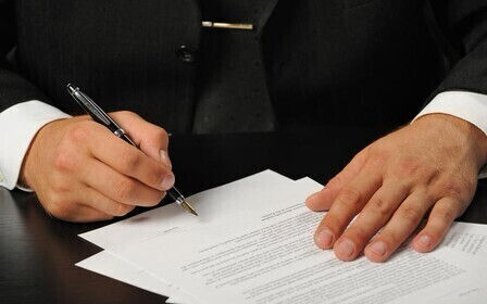 Образец искового заявления в суд по доверенности