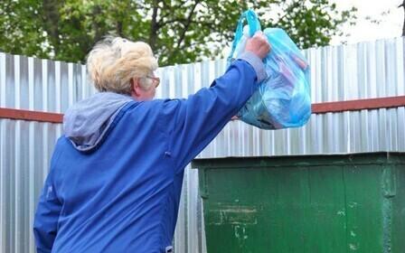 Оплата за вывоз мусора в частном доме
