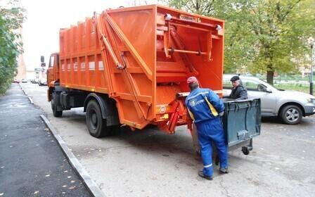 Сколько стоит вывоз мусора с человека