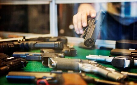 Продажа оружия через интернет