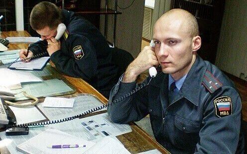 Дача объяснений в полиции