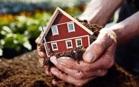 Как происодит оформление земли в собственность