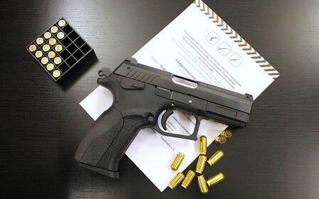 Регистрация оружия по месту