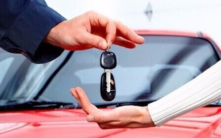 акт приемки передачи автомобиля между водителями образец