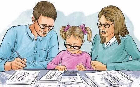 Стандартный налоговый вычет на ребенка