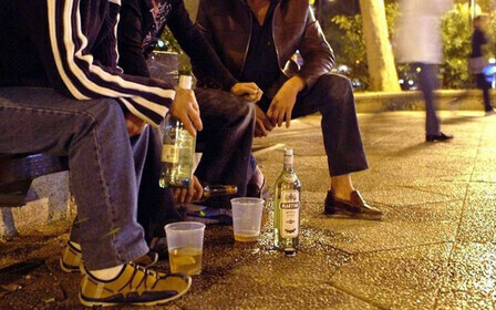 Последствия употребления алкогольных напитков в общественных местах в 2018 году