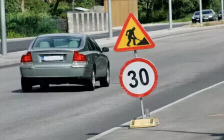 Ограничения в ПДД для неопытных водителей