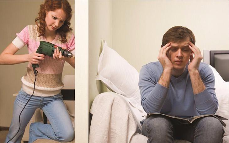 Со скольки можно шуметь в квартире?
