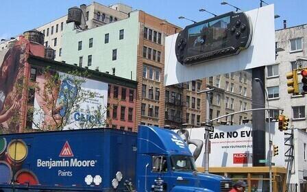 Реклама везде