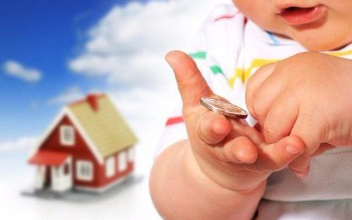 ипотека и доля ребенка материнский капитал всеми