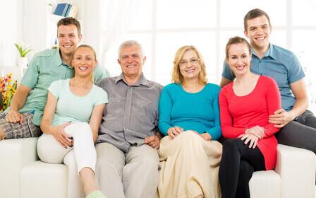 Понятие «близкие родственники по Семейному Кодексу РФ»