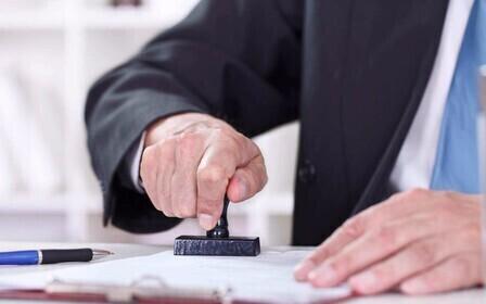 Доверенность на получение документов – документ, оформленный на спец. бланке, применяемом для доверенностей.