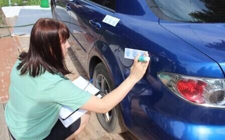 Запрет на регистрационные действия автомобиля судебными