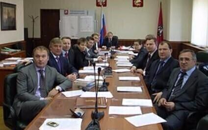 Квалификационной коллегии судей Московской области