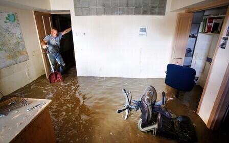 Что делать, если затопил сосед сверху
