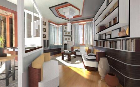 Ремонт квартир в новостройке под ключ в Москве - цена с