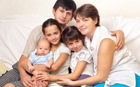 что положено при рождении третьего ребенка
