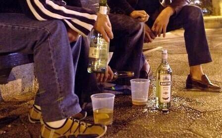 Распитие спиртных напитков в общественных местах. Какая ответственность установлена?