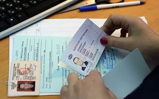 Стоимость замены водительского удостоверения в 2016 году