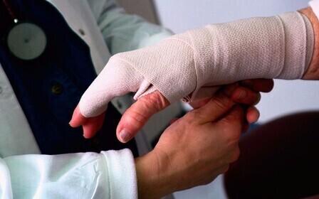 Cтраховка при получении травмы