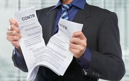 Уведомление о расторжении договора. Обязательно ли его подавать? Какие требования к нему установлены законом?