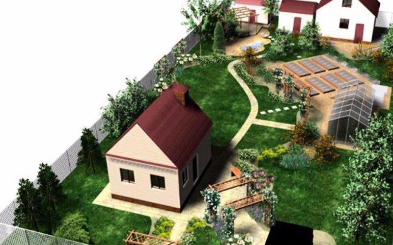 Организация и застройка территории садоводческого, огороднического или дачного некоммерческого объединения