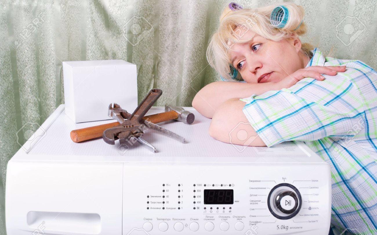 Как правильно вернуть стиральную машинку в магазин