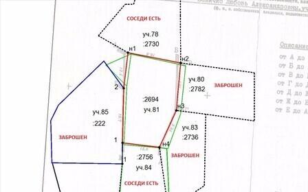 Исковое заявление о восстановлении границ земельного участка