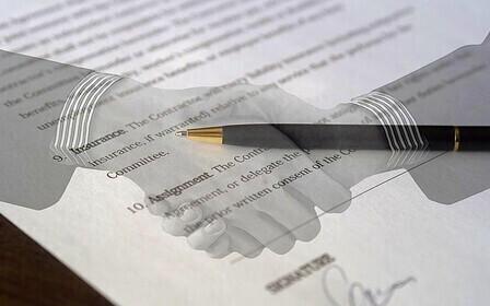 Договор задатка: оформление и его образец