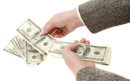 Возмещение денежных средств