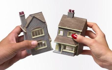 Как разделить дом по наследству