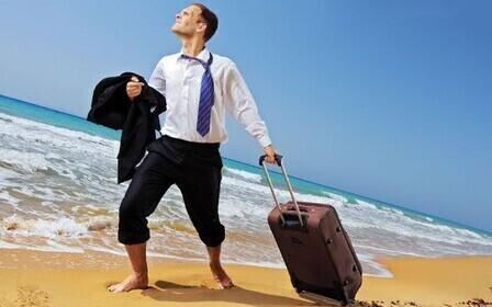 Корпоративный отпуск что это