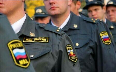 Сколько в  России сотрудников полиции
