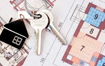 Имеет ли право на часть квартиры прописанный