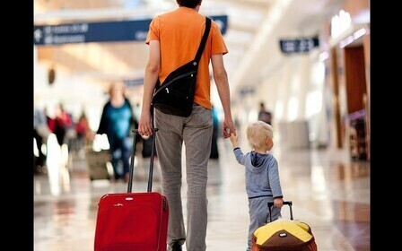 Разрешение на поездку от родителей