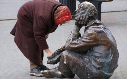 Россия в кризис. Социальное самочувствие населения.