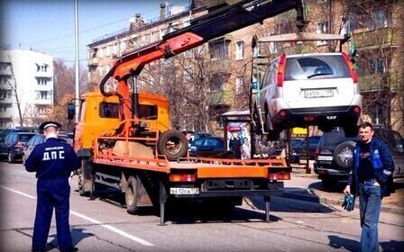 Штрафстоянка - место, куда  эваикуируют транспортное средство в Москве. Так ли это?