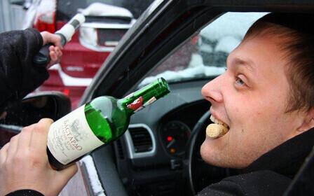 Пьяные водители – угроза на дорогах