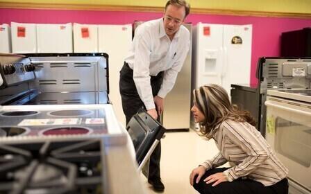 Как вернуть духовку в магазин