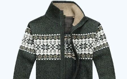 Вернуть свитер