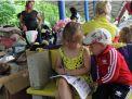 Дети беженцев в школу