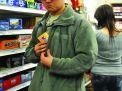 Мелкая кража в магазине до 1000 рублей